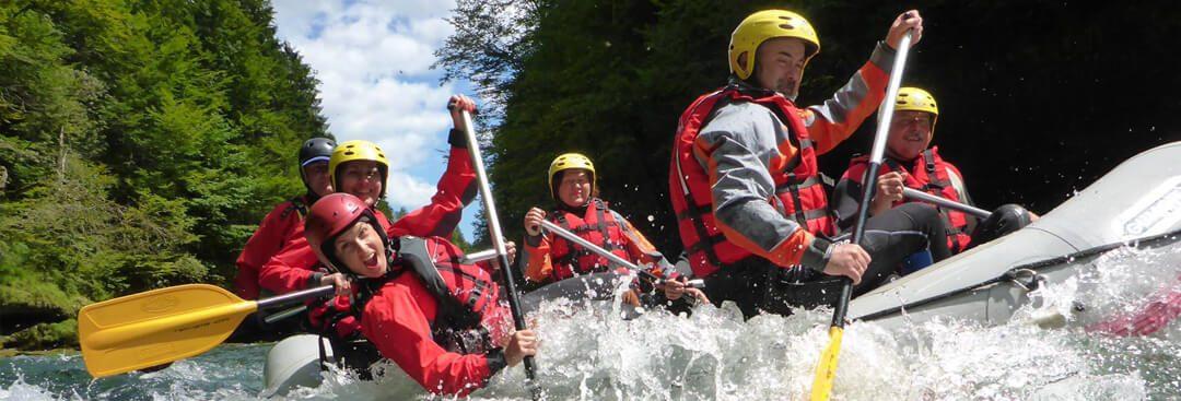 Ahoj Pro Team csapatépítő rafting és vízitúrák